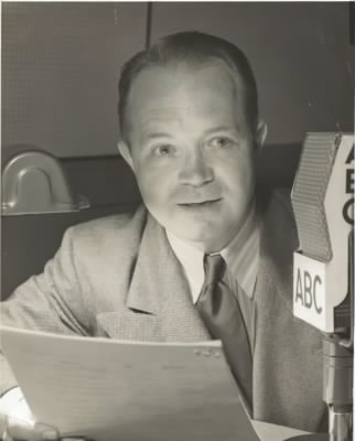 Johnny Forrest, Broadcaster!