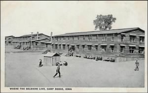 Camp Dodge, Polk, Iowa