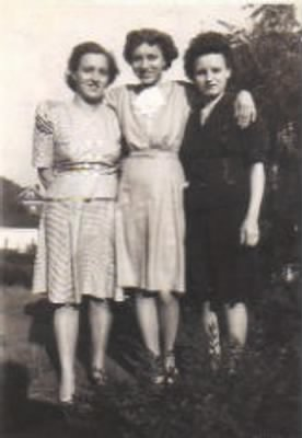 Helen, Elizabeth, And Mary