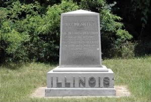 103rd Illinois Infantry Vicksburg