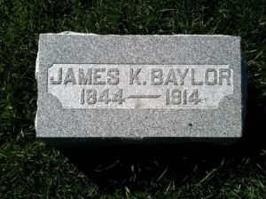 James Kip Baylor