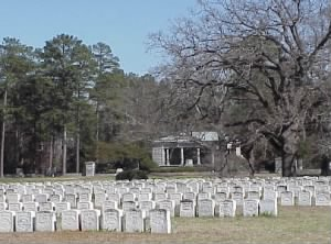 Andersonville National Cemetery Georgia