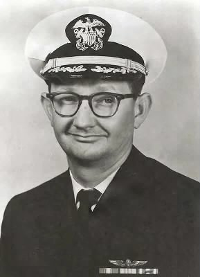CDR Crockett Henry Page, USN(MC)