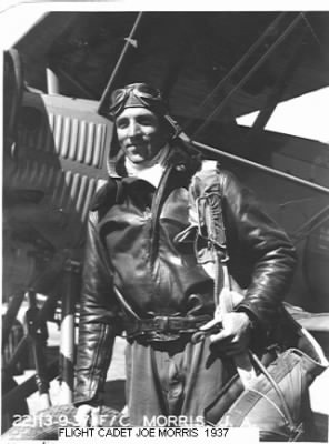 Flight Cadet Joe Morris 1937
