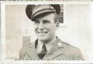 321stBG,448thBS, S/Sgt Herb Rodgers, KIA on 31 March, 1943 /MTO