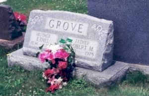 Lefty Grove Headstone