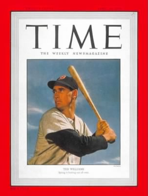 Ted Williams - Fold3.com
