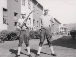 U.S. Navy Sailors San Diego, CA 1953 Korean War