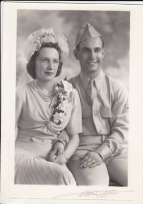 Donald and Evelyn Spaulding