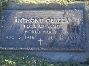SPec. Anthony Obreza