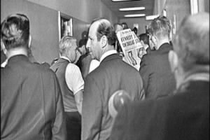 Jack Ruby in the Dallas Police Dept