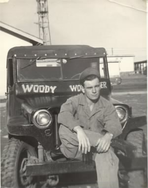 "Robert A Wood (1927-2006)  ""Woody"""
