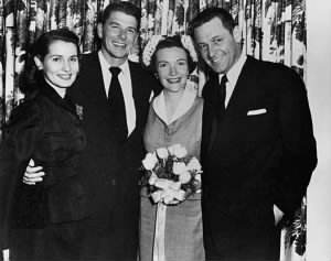 Reagan Wedding