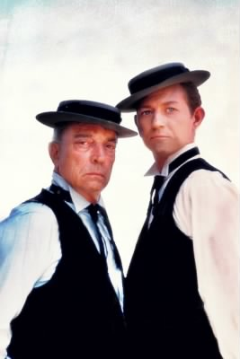 Buster Keaton, Donald O'Connor