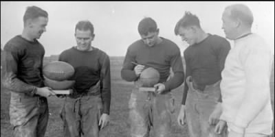 The 4 Horsemen and Knute Rockne - Fold3.com