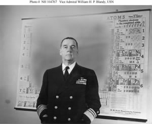 Vice Admiral William H. P. Blandy, USN
