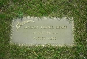 Martha Lois Turner Bishop Headstone.jpg