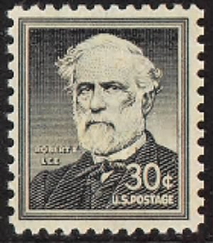 1955 Robert E Lee Stamp.gif