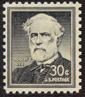 1955 Robert E Lee Stamp.gif - Fold3.com
