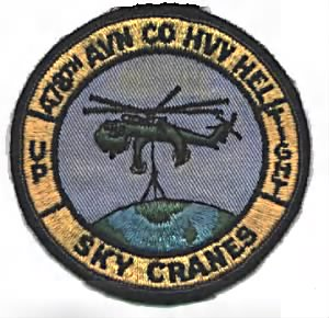 478th Aviation Company HH