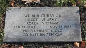 Wilbur Jr. Curry