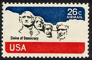 Mt. Rushmore Stamp