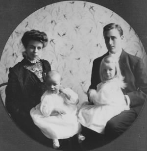 Roosevelt family photo