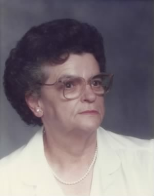 Mildred Amrose Snyder-Knouse-Hirlinger