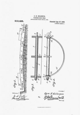 Ozro H Gillespie Diagram2 1909 Flexible Road Drag Patent.jpg