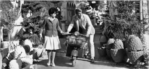 """Suzanne Pleshette and Troy Donahue in """"Rome Adventure"""" (1962).jpg"""