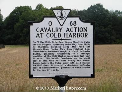 o-68 cavalry action at cold harbor.jpg - Fold3.com