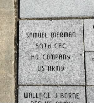 Samuel Bierman WWI Museum Kansas City Missouri.jpg