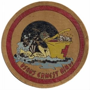 USAHS Ernest Hinds Disney patch.jpg