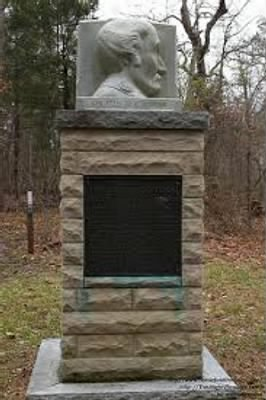 Bushrod R Johnson monument at Chickamauga.jpg