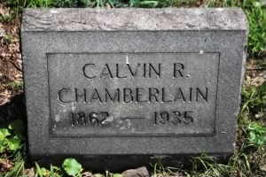 Calvin R Chamberlain Headstone Photo.jpg