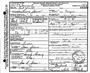 Lewis G Jones 1931 TX Death Cert1.jpg