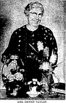 Sybil Chamberlain Taylor 1963 Newspaper Photo.jpg