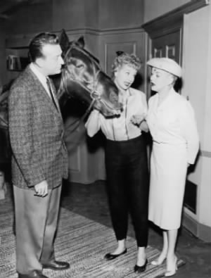 640px-Lucy_wins_racehorse_1958  Harry James, Lucy, Betty Grable.JPG