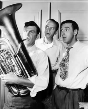 Andy_Griffith_Don_Knotts_Jim_Nabors_Andy_Griffith_Show_1963.JPG