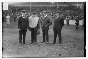 Ernie_Quigley,_Tom_Connolly,_Hank_O'Day,_Bill_Dinneen.jpg