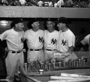 3rd Basemen Red Rolfe, Joe Dugan, Home Run Baker, Andy Carey.jpg
