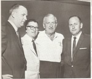 Bedford Wynne, Clint Murchison, George Preston Marshall, Tex Schramm.jpg