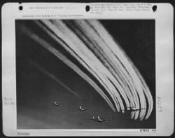Contrails from Boeing B-17... › Page 1 - Fold3.com