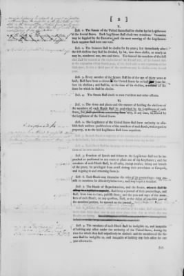 First Printed Draft of the Constitution Reported to the Convention by the Committee of Detail › 2 - Fold3.com