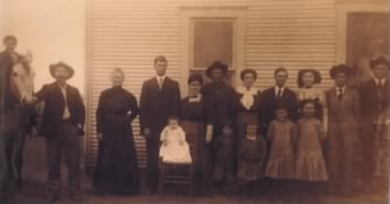 Pitts Family c 1912