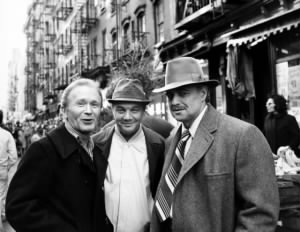 Red Buttons, Mario Puzo and Marlon Brando.jpg