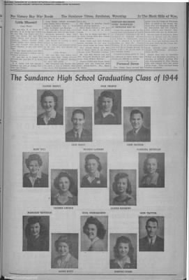 1944-May-11 The Sundance Times, Page 5