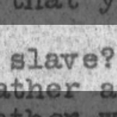 Sallie (Neely) Rush was a slave
